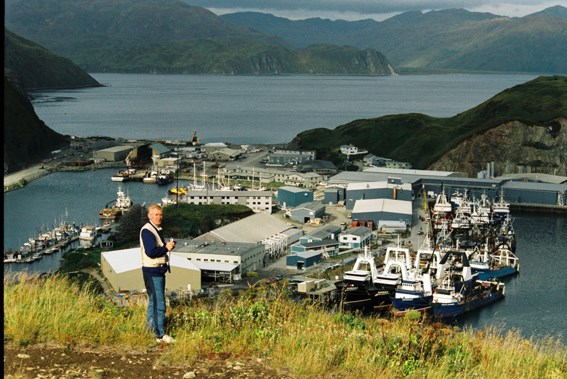 Dutch hrb, Unalaska Is.